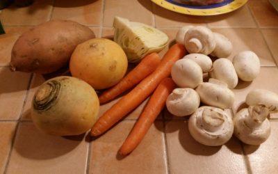 Ratatouille de Légumes d'hiver